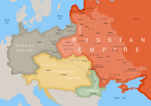 Map Of Germany Late 1800s.Those Infamous Border Changes A Crash Course In Polish History