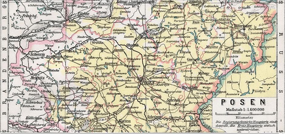 posen-map