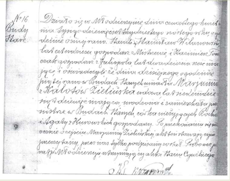 Marianna Zielinska death