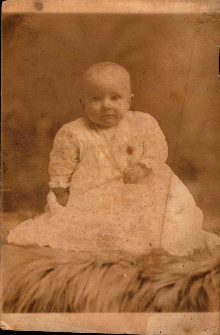 John Zielinski circa 1916