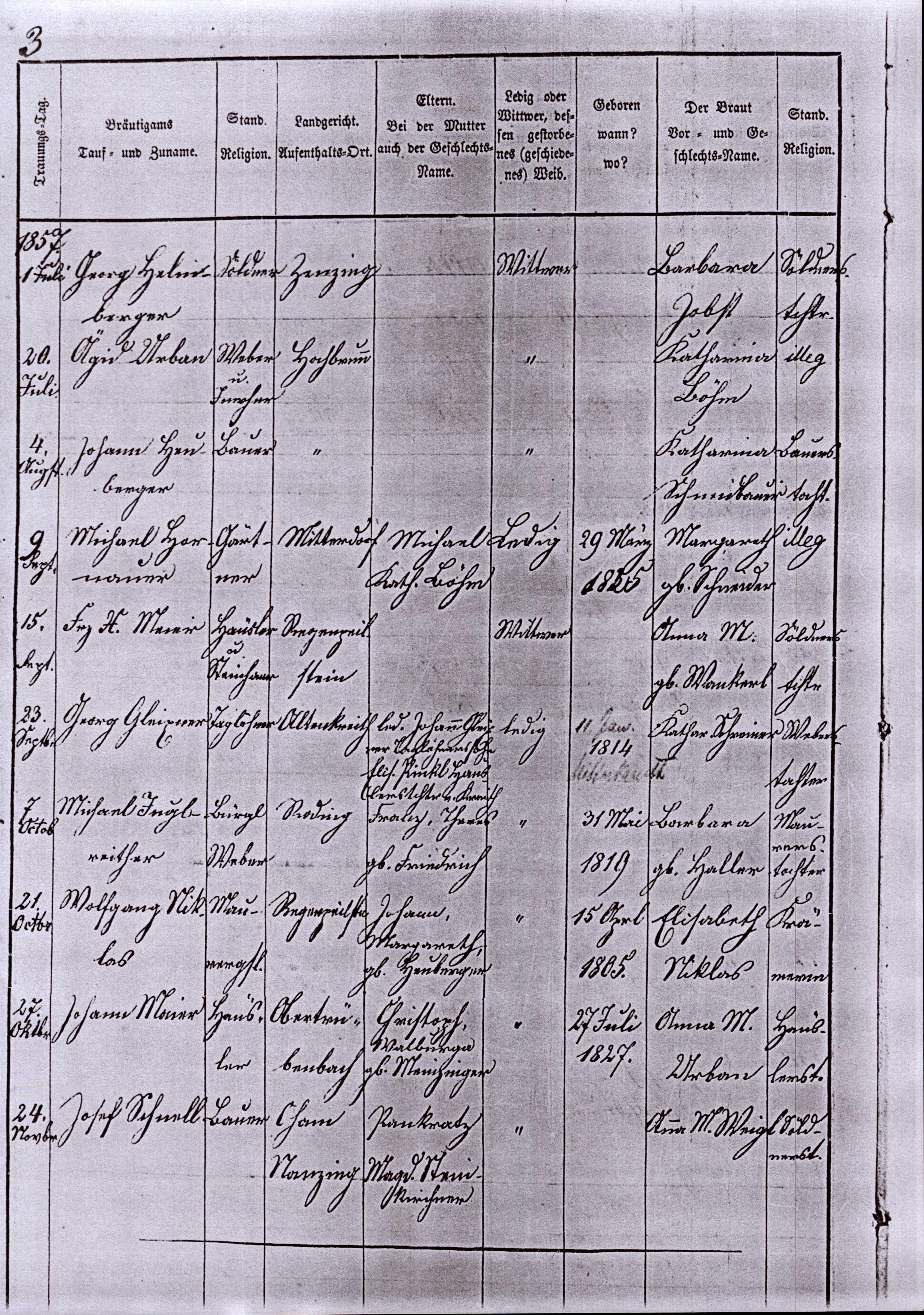 Johann Meier & Anna Maria Urban 1857 p 1.jpg