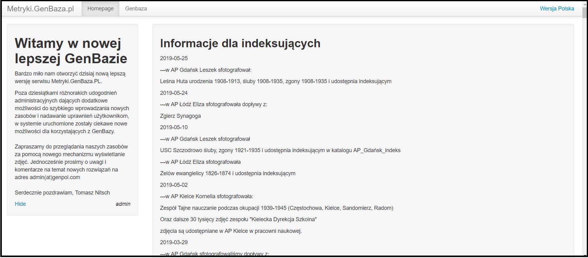 Metryki litewskie online dating