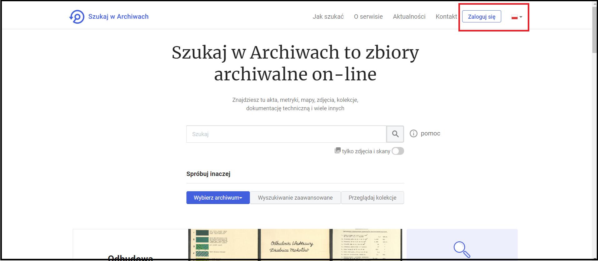 SzwA home page