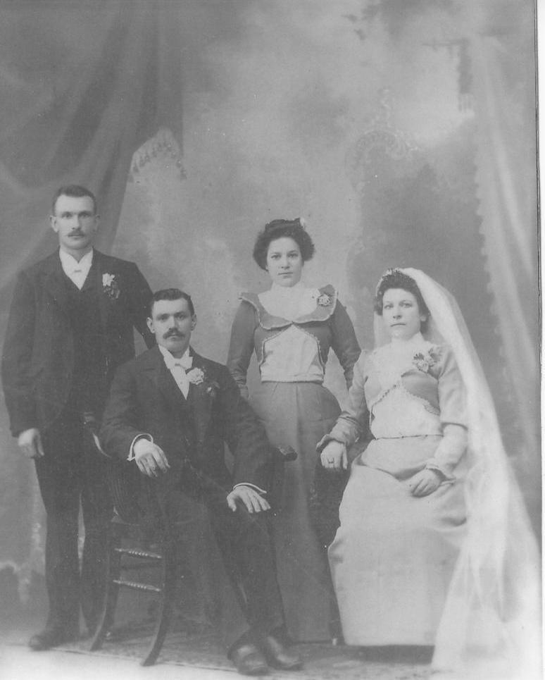 Veronica Grzesiak & John Zazycki wedding