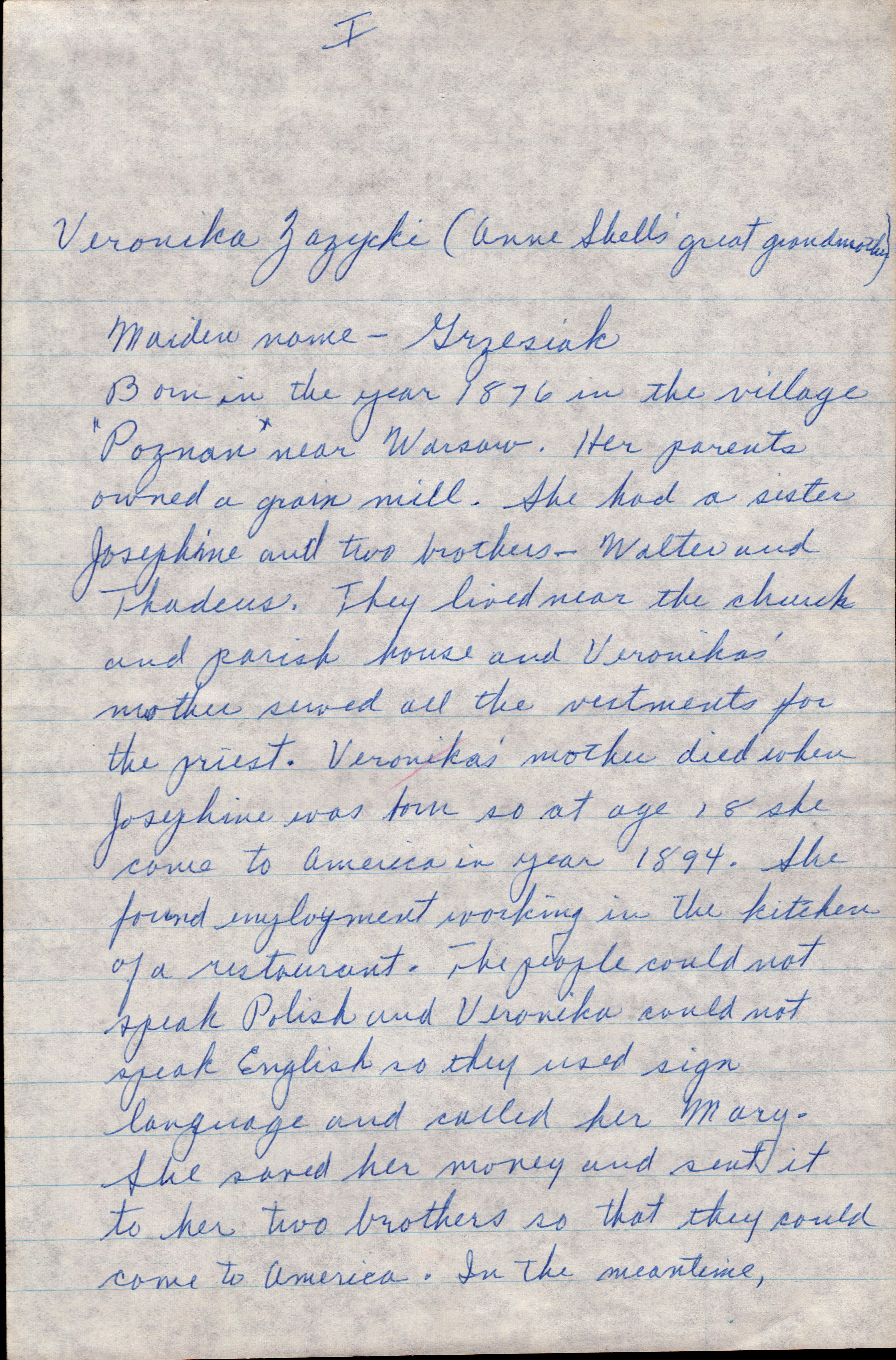 Letter from Grandma Helen 1977 page 8