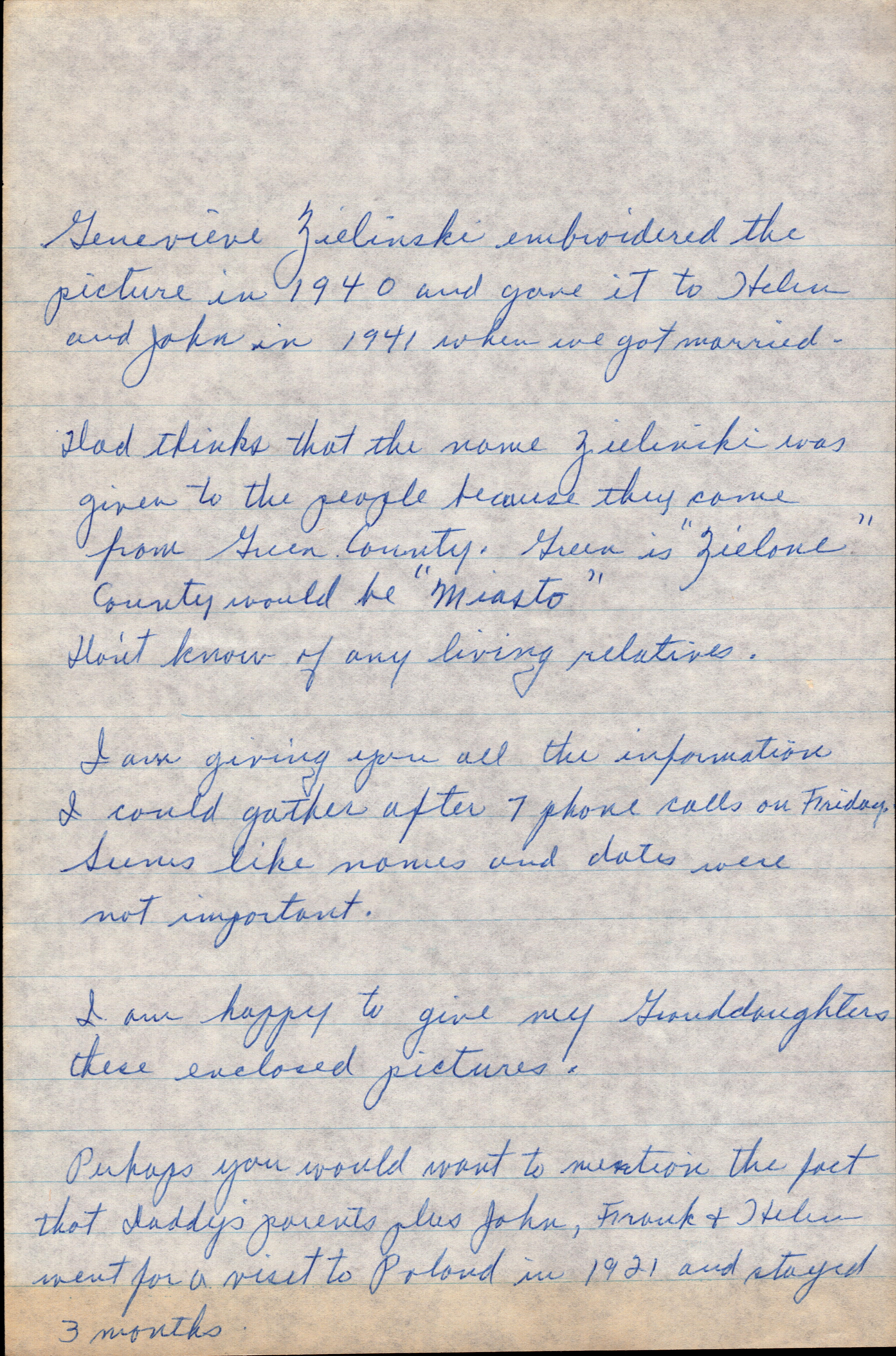 Letter from Grandma Helen 1977 page 10
