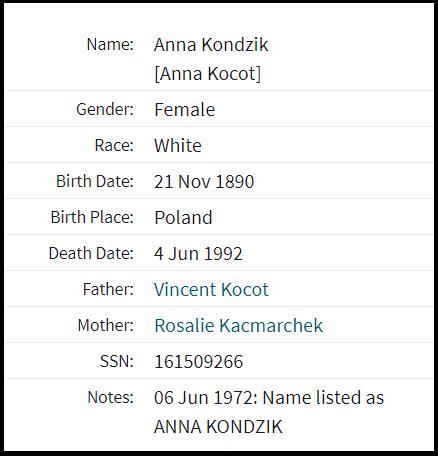 Anna Kondzik in SSA&C